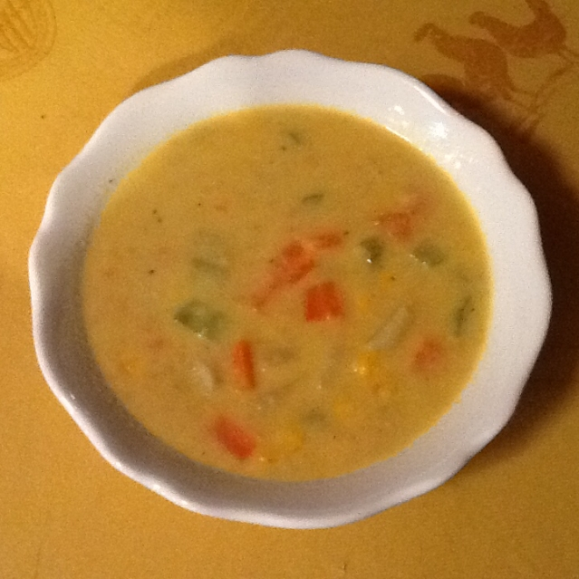 New York Corn Chowder With Tarragon Recipes — Dishmaps