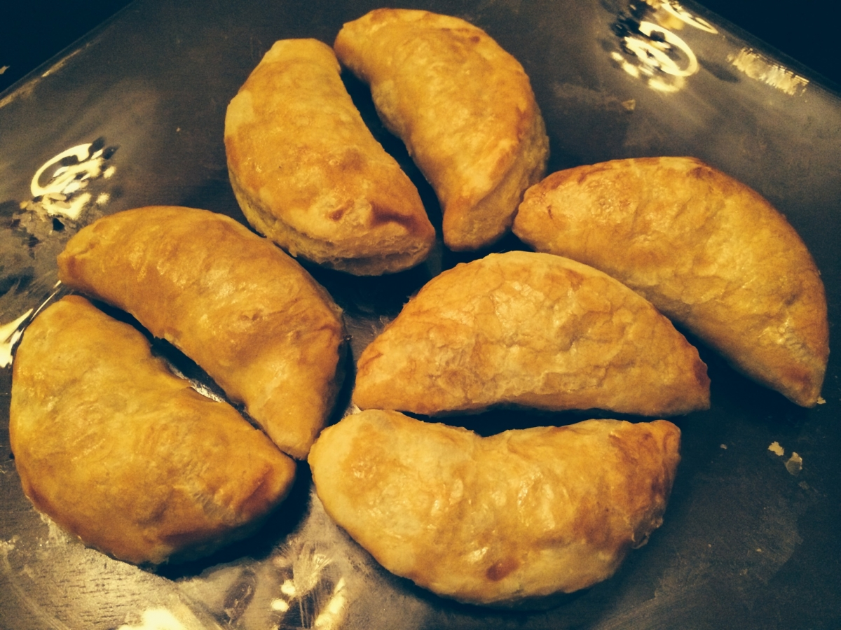 Chinese Curry Beef Turnovers Chefs Last Diet