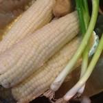 cold corn soup