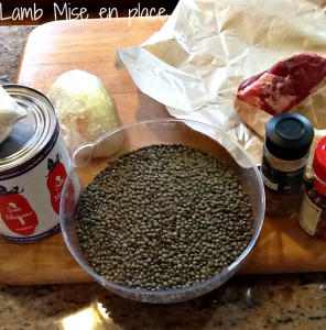 how to cook small whole green lentils