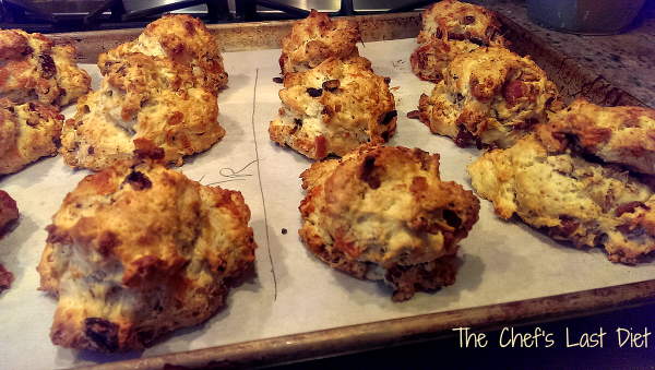 breakfast scones done