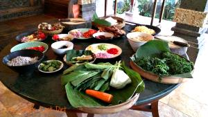 Meal at Casa Luna