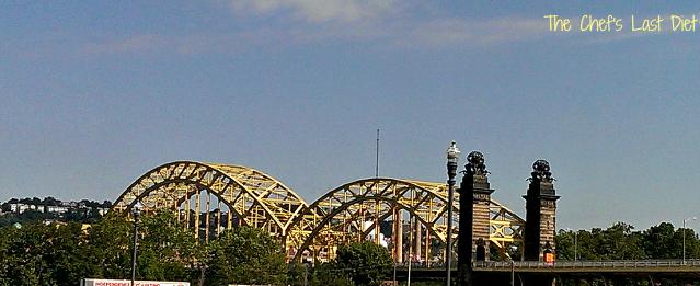 The McCollough Bridge, Pittsburgh