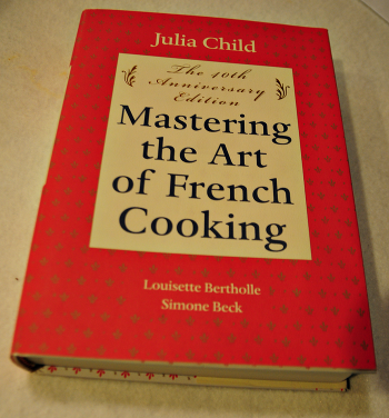 Mastering the Art if French Cooking 40th anniversary