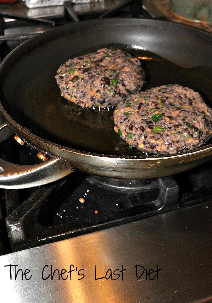 Black Bean Burgers Smitten Kitchen