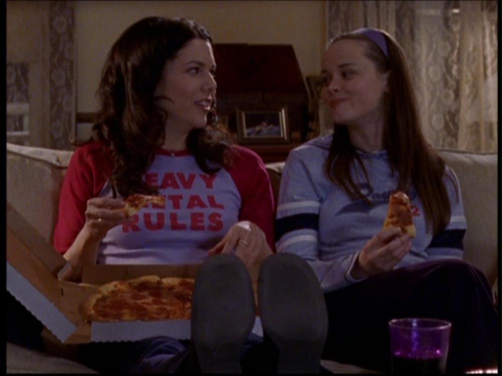 Watching the Gilmore Girls » Chefs Last Diet